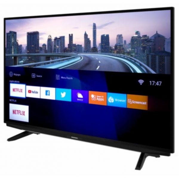 "GRUNDIG televizor 65 GEU 7900 B, 65"" (165 cm) LED, 4K Ultra HD, Smart, Crni"