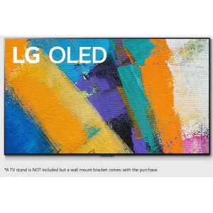 "LG televizor OLED65GX3LA, 65"" (165 cm) OLED, 4K UltraHD, Smart, Crni"