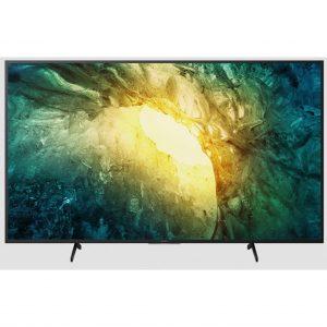 "SONY televizor KD55X7055, E-LED 55"" (139 cm), 4K Ultra HD, Smart, Crni"