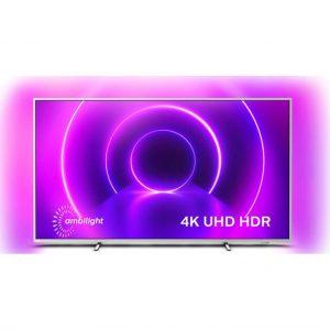 """PHILIPS televizor 70PUS8545/12, 70"""" (178 cm) LED, 4K Ultra HD, Smart, Srebreni"""