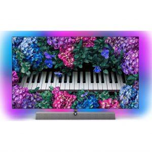 "PHILIPS televizor 48OLED935/12, 48"" (121 cm) OLED, 4K Ultra HD, Android, Crni"