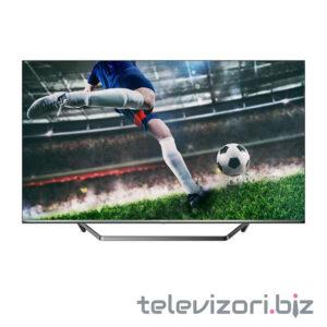 HISENSE televizor 55U7QF ULED, 55″ (140 cm), 4K Ultra HD, Smart, Crni
