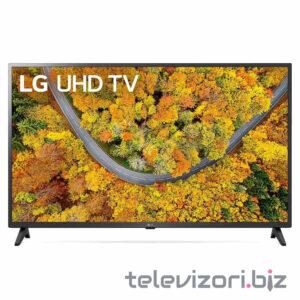 "LG televizor 55UP75003LF, 55"" (140 cm) LED, 4K Ultra HD, Smart, Crni"