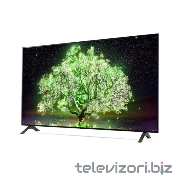 """LG televizor OLED55A13LA, 55"""" (139 cm) OLED, 4K UHD, Smart, Crni"""