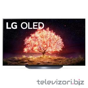 "LG televizor OLED55B13LA, 55"" (139 cm) OLED, 4K UHD, Smart, Crni"